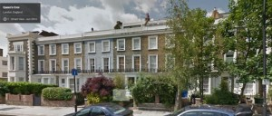 Queen's Crescent, Google street view 2014