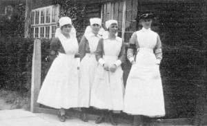 Group of VAD nurses