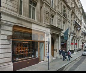 Jermyn St (Google maps street view)