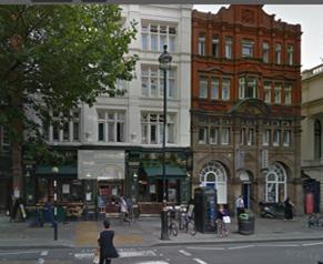 Charing Cross (Google maps street view)