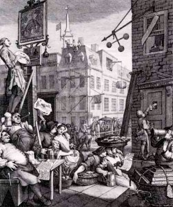 Hogarth's Beer Street