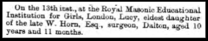 Lancaster Gazette 26 May 1877
