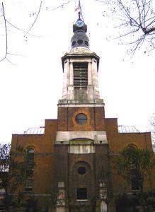 St Ann's, Soho