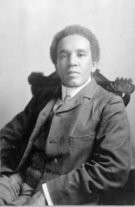 Samuel Coleridge-Taylor c 1905