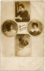The Coleridge-Taylor family