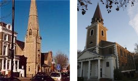 Battersea churches