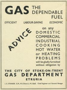 gas advert