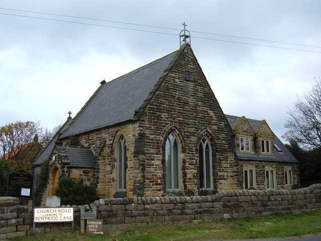 Ravenscar church